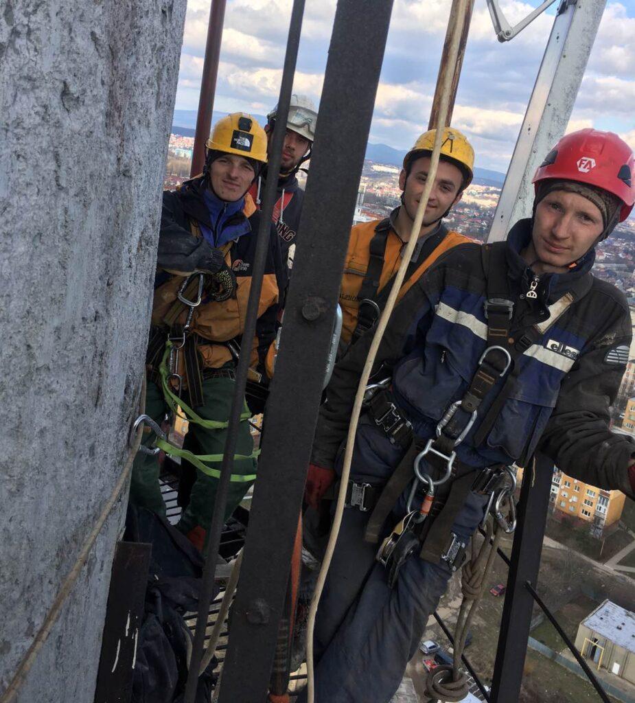 Команда альпіністів